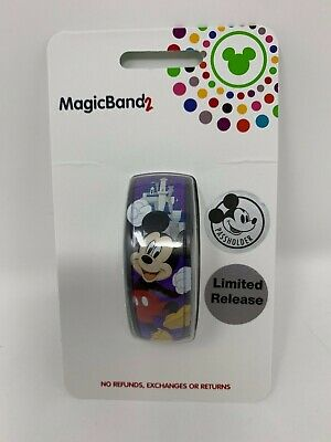 Disney Parks Annual Passholder AP Mickey Mouse Magic Band Magicband 2 2019 WDW