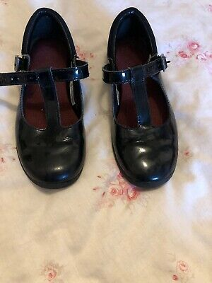 Girls Clarks Leather School Shoes *Movello Lo*