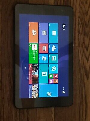 LOT OF 2 DELL VENUE 8 TABLET T02D 3840/ 3830 16gb storage android OS