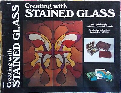 How-To Book for working with Stained Glass