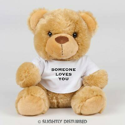 Someone Loves You, Not Me...Tw*t Swear Bear