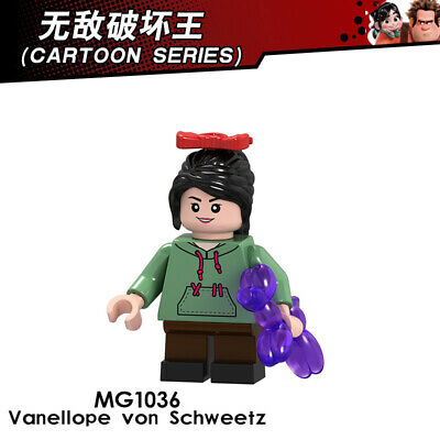 X1056 Movie Gift Weapons #1056 Compatible Toy Character Classic Game #H2B
