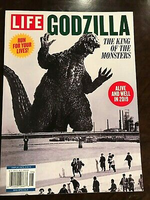 LIFE Special 2019, Godzilla, The King Of The Monsters