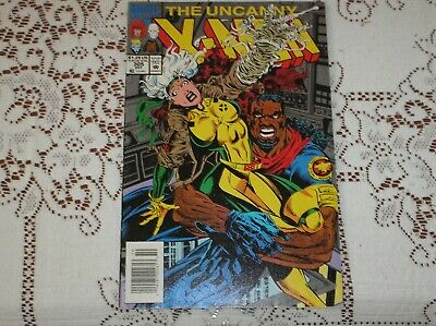 Uncanny X-Men #305 1993 The Measure Of The Man 5.0 VG/FN