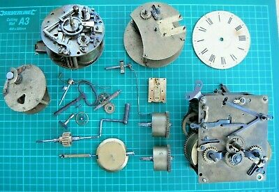 Japy Freres Vap Brevete French Clock Movements And Parts