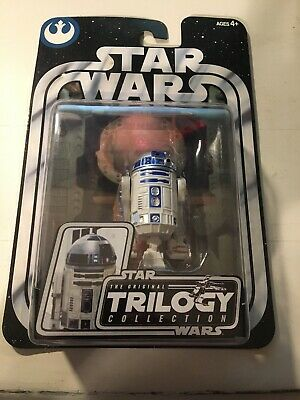 Hasbro - Star Wars - The Original Trilogy Collection - R2-D2 - New!!!