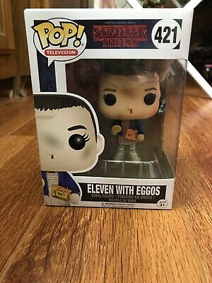 Funko Pop! Stranger Things- Eleven with Eggos