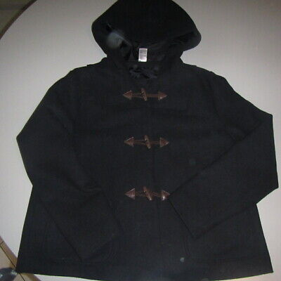Girls Duffle Coat ~ Size 10 ~ NOW brand ~ Excellent Condition