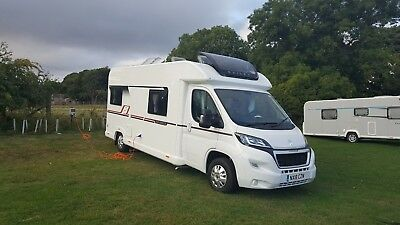 4 days hire! 6 berth motorhome hire September Saver weekend hire fri to mon £275