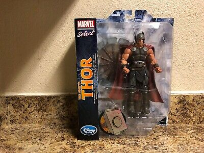Marvel Diamond Select The Mighty THOR Disney Store Exclusive SEALED