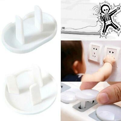 10Pcs Outlet Safety Cover Plug Wall Protector Baby Child Electric Proof Guard