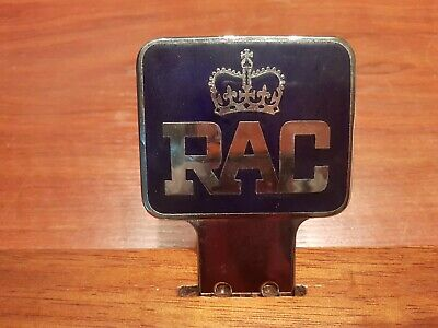 Badge Automobile Club Grille  - Rac