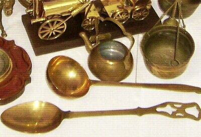 Pre-owned @@  UK BRASS ORNAMENTS - click SELECT to browse / order