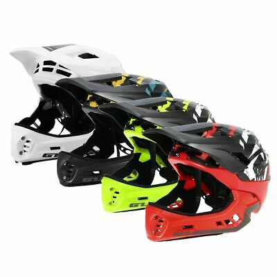 GUB Detachable Full Face Helmet for Child Cycling Skating Skiing Reflective H8F7