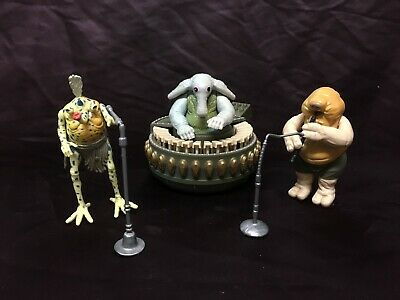 Vintage Star Wars Return of the Jedi Sy Snootles & the Rebo Band