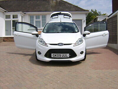 Ford Fiesta Zetec 1.6 S 2009 Mountune Modified