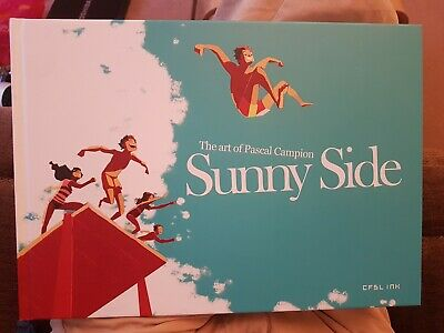 Sunny Side : The art of Pascal Campion by Campio... | Book | condition new