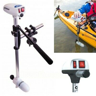 WATERSNAKE T24-S Electric Motor with Kayak Bracket and