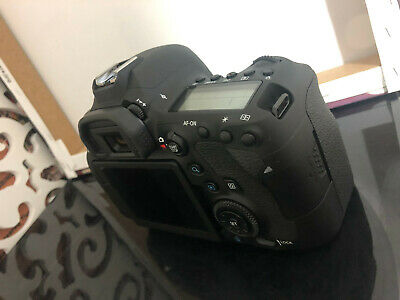 CANON EOS 6D MARK II 26MP DIGITAL SLR CAMERA - Very Low Usage  EOS6D MKII MARK 2