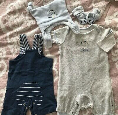 Mothercare Baby Boys 0-3 Months Bundle