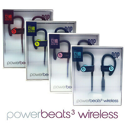 Beats By Dr. Dre Powerbeats3 Wireless Bluetooth Headphones -Beats Pop Collection