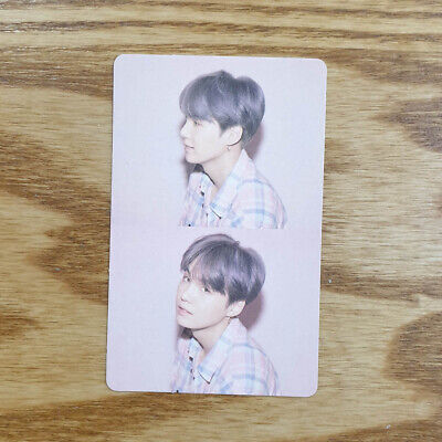 Suga Official Photocard BTS Map Of The Soul : Persona ver.01 Genuine Kpop