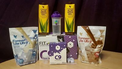 Forever Living C9 Chocolate or vanilla 9 day nutritional cleanse