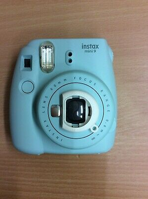Fujifilm Instax Mini 9 Instant Camera - Ice Blue