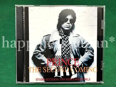 Prince The Second Coming Studio Outtakes And Rehearsals Vol 2 CD Set Music Rock
