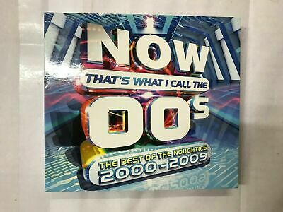 Now That's What I Call The 00'S Box Set (CD) NEW & unsealed, BW12