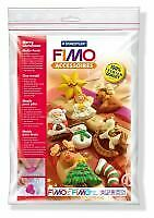 FIMO Clay Mould Merry Christmas