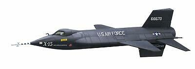 Maquette NORTH AMERICAN X-15 No.1 au 1/144 X15