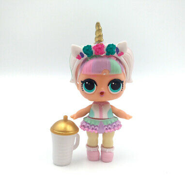 LOL Surprise Doll Girl Toy UNICORN Wave 2 Series 3-012 Confetti Pop Color Change