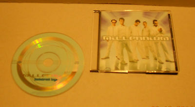 CD Backstreet Boys - Millennium 1999 12 Tracks Show me the meaning Larger
