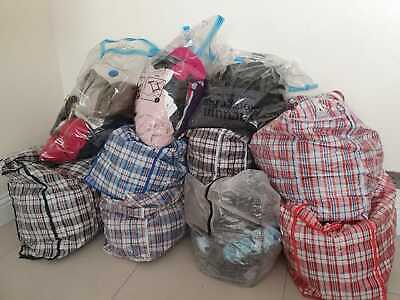 WOMENS Ladies Clothes Job Lot Large Bundle x100 kilos Used Grade A/B Size 10-12
