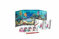 Kids Clay model sets by FIMO mermaid
