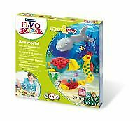 Kids Clay model sets by FIMO seaworld