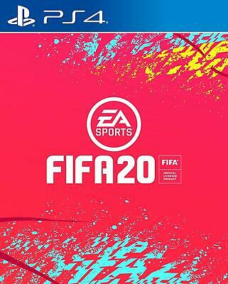 FIFA 20 Standard Edition - PlayStation 4* PREORDER* SHIPS ON RELEASE DATE 9/27*