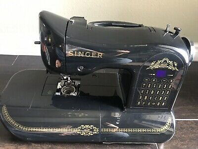 Used Singer 160 Anniversary Limited Edition Computerized Sewing Machine