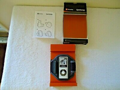 "Extreme Mac "" NIP "" Sportwrap Sport Armband For Ipod Nano 4G "" GREAT GIFT ITEM """