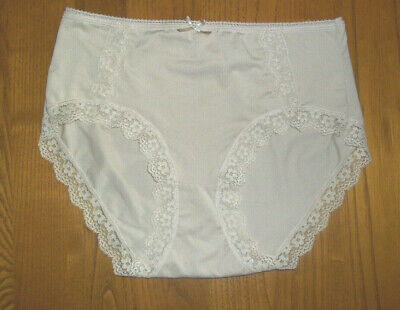 Marks & Spencer 2 pair pack of lace trim midi knickers size 16