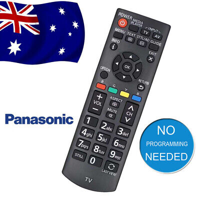 NEW PANASONIC TV Remote Control N2QAYB000818 for TH-42A400A TH-50A430A LCD