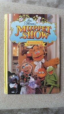 THE MUPPET SHOW ANNUAL no3 1979