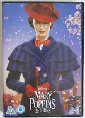Disney Mary Poppins Dvd (2019) New Release Dvd  *Gr8*