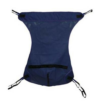 """PROFESSIONAL MEDICAL 1 EA SL114 Full Body Sling with Commode Opening 8-1/2"""" CHOP"""