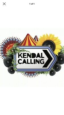 **Kendal Calling DEER LODGE Family package** Fantastic Package. Reluctant Sale!