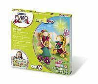 Kids Clay model sets by FIMO fairy