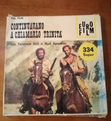 Film super 8  Bud Spencer-Terence Hill western