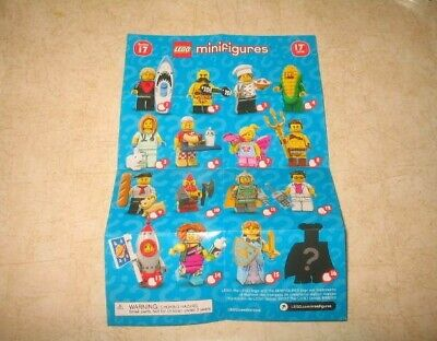 New Lego 71018 Minifigure Series 17 - PICK YOUR MINIFIGURES **READ**