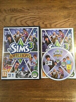 The Sims 3: Ambitions - Expansion Pack (PC / Mac, 2010)